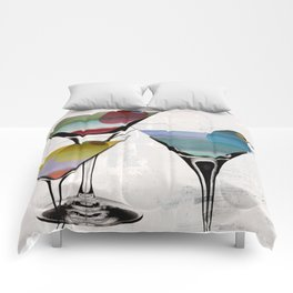 Martini Prism Comforters