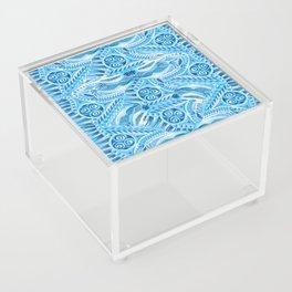 Polar Bear Print Acrylic Box