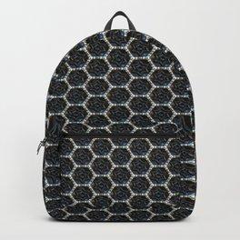 Metal grill design Backpack