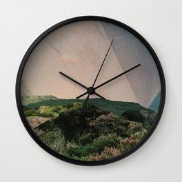 Sky Camping Wall Clock