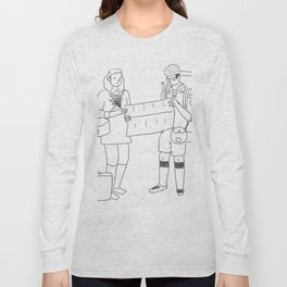 Dear Suzy Long Sleeve T-shirt
