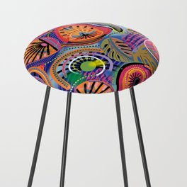 After Glow (Vertical) Counter Stool