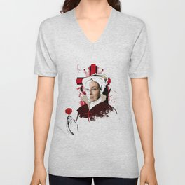 Bloody Mary Unisex V-Neck
