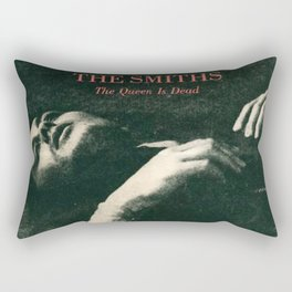 The Smiths - The Queen Is Dead Rectangular Pillow