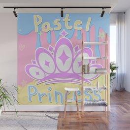 Pastel Princess Wall Mural