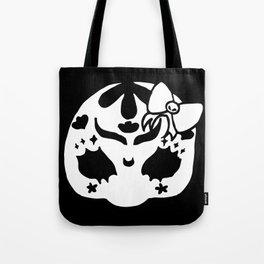 ▴ skull ▴ Tote Bag