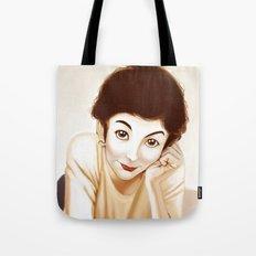 Tautou Tote Bag
