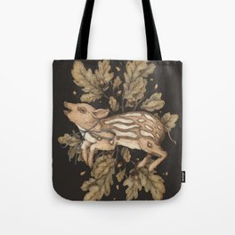 Almost Wild, Foundling Tote Bag