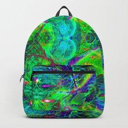 Techno Electric III (Ultraviolet) Backpack