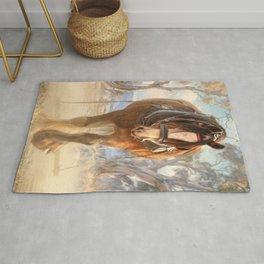 The Clydesdale Rug