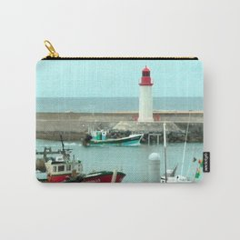 France Atlantic Harbour Carry-All Pouch