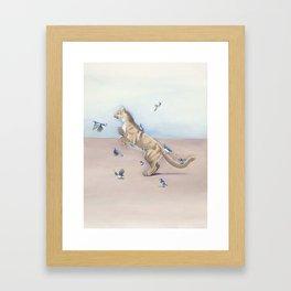 Innocense Framed Art Print