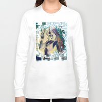 grand theft auto Long Sleeve T-shirts featuring grand theft auto v by Colioni
