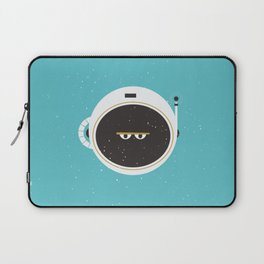 The Spaceman on Earth Laptop Sleeve