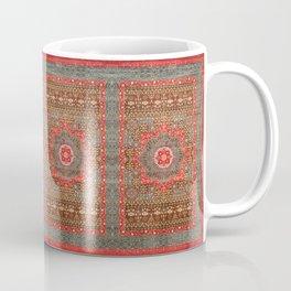 Traditional Boho Style Vintage Moroccan Design  Coffee Mug