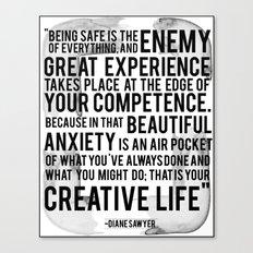 Your Creative Life Canvas Print