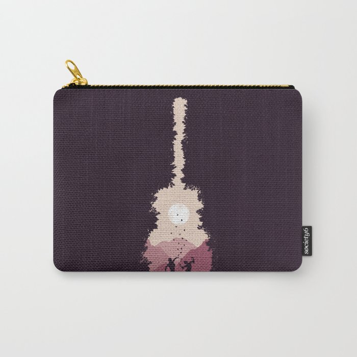 Wild Flamenco Carry-All Pouch