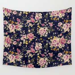 Rose pattern 3 Wall Tapestry