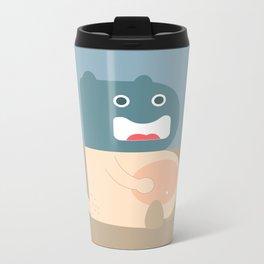 Pantless Project / BONO Metal Travel Mug