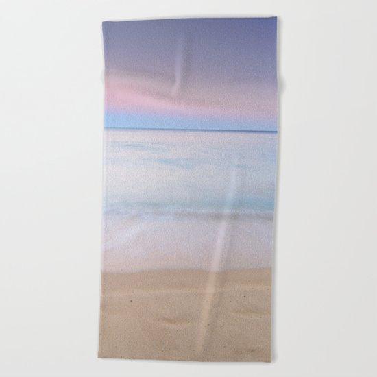 """""""Ocean"""". Sea dreams Beach Towel"""