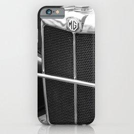 MG TC sports car iPhone Case