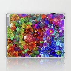 Cosmic Marbles Laptop & iPad Skin