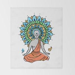 prana Throw Blanket