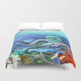 Illuminated Depth Duvet Cover