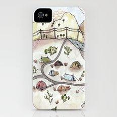Desert Camp Slim Case iPhone (4, 4s)