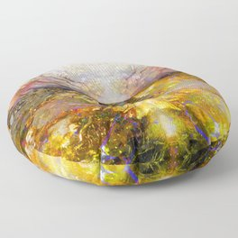 Buddha-State Floor Pillow