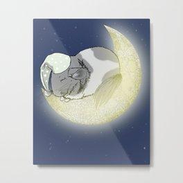 Good Night Little Pinto Metal Print