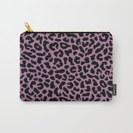 Leopard-Pinko Carry-All Pouch