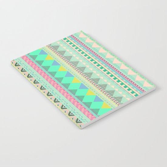 PASTEL AZTEC Notebook