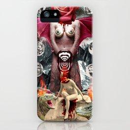 Carmencita iPhone Case