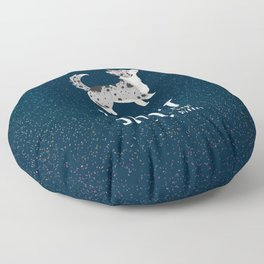Corgi Glitter - Cardigan Welsh Corgi Floor Pillow