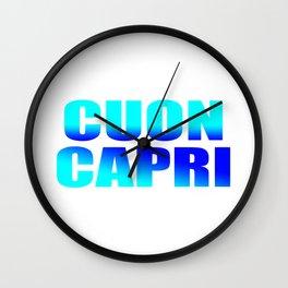 CUON CAPRI Wall Clock