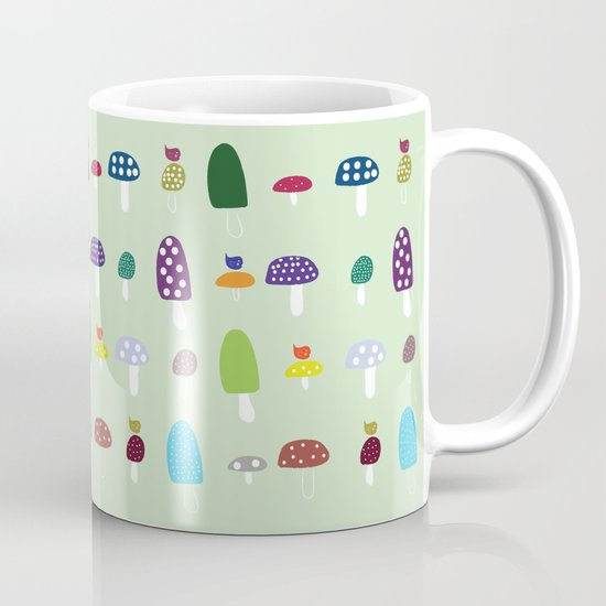 Mushrooms & Happiness Mug