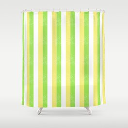 Perfumed Pattern Shower Curtain