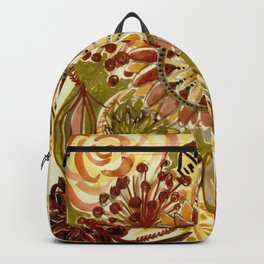 Thinking of Thanksgiving Backpack