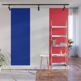 Flag of France Wall Mural