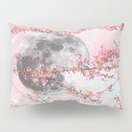 Spring Moon Pillow Sham