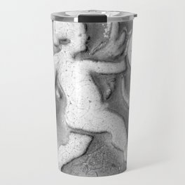 Cherub Architectural Salvage Travel Mug
