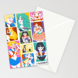 Moon Pies Stationery Cards
