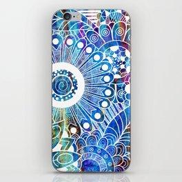 Submerge Doodle iPhone Skin