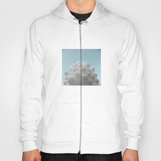 Lighter than air - balloons Hoody