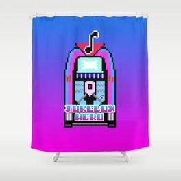 JukeBox Hero Shower Curtain