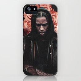 ASAP ROCKY--ART II iPhone Case