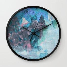 Hidden Meadow Wall Clock