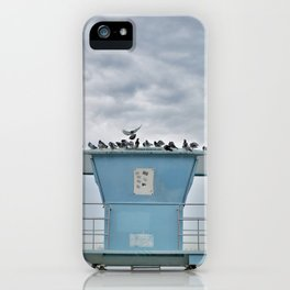 Tired of the City iPhone Case
