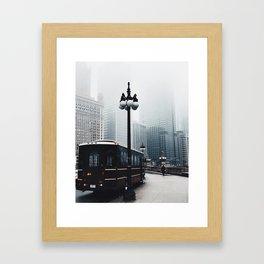 Chicago City Framed Art Print